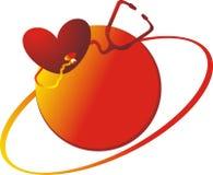 кардиология Стоковое фото RF