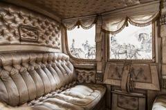 карета старая Стоковое Изображение RF
