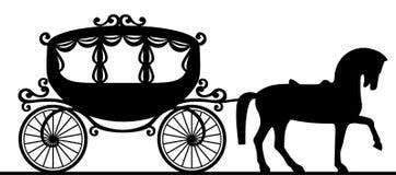 карета бесплатная иллюстрация