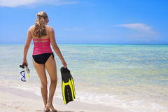 карибская каникула Стоковые Фотографии RF