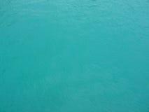 Карибская предпосылка воды Стоковое Фото