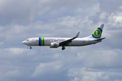 Карибские авиакомпании стоковые изображения rf