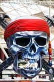 карибские приливы незнакомца пиратов Стоковая Фотография RF