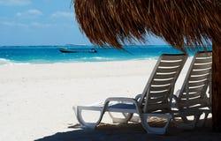 карибский взгляд Стоковое Изображение