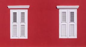 Карибский красный цвет Стоковая Фотография RF