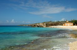 карибский дом Стоковые Фото