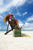 карибский santa Стоковая Фотография RF