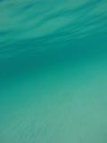 Карибский Seascape воды Aqua Стоковое Изображение