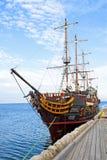 04 карибских пирата Стоковая Фотография