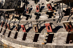 04 карибских пирата Стоковые Фото
