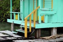 карибское ощупывание стоковое фото rf