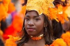 карибское carnaval празднество rotterdam Стоковое фото RF