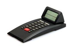 Карманный калькулятор стоковая фотография rf