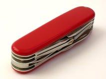 Карманный нож Стоковое Фото