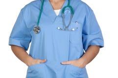 карманн анонимныйых рук медицинские Стоковое Фото