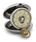 карманн высотометра барометрическое старое Стоковые Изображения RF