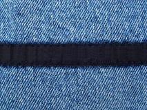 карманн джинсовой ткани Стоковая Фотография RF