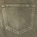карманн джинсовой ткани Стоковое фото RF