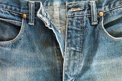 карманн джинсыов Стоковая Фотография RF