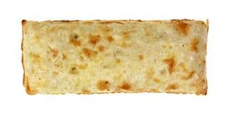 Карманн сыра яичка бекона сырое Стоковые Изображения RF