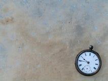 карманн часов старое бумажное Стоковые Фото