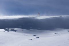 Карниз снежка Стоковые Фото