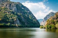 Карпаты в Румынии Стоковые Фотографии RF