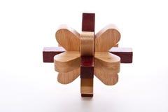 картавьте древесину Стоковое Изображение