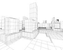 карта города 3d бесплатная иллюстрация