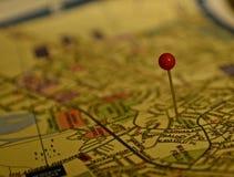 карта стоковое изображение