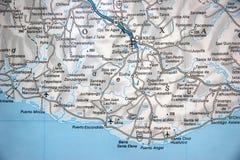 карта стоковая фотография rf