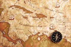 карта Стоковое Фото