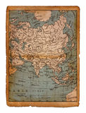 карта 40 Азия Стоковые Фото