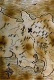карта Стоковая Фотография