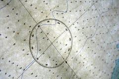 карта Стоковое Изображение RF