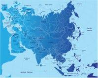 карта eurasia политическая бесплатная иллюстрация