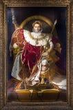 Картина †«6-ое апреля 18-ое мая 1804 императора Наполеона 1er французского Стоковые Фото