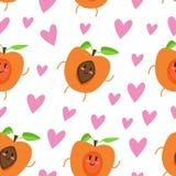 Картина абрикоса бесплатная иллюстрация