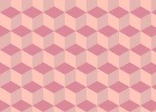 Картина абстрактного геометрического треугольника безшовная Стоковые Фотографии RF