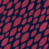 Картина абстрактного год сбора винограда безшовная Стоковая Фотография