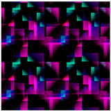 Картина абстрактного градиента безшовная Стоковые Изображения RF