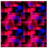 Картина абстрактного градиента безшовная Стоковая Фотография RF