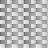 Картина абстрактного серебряного металла безшовная иллюстрация штока