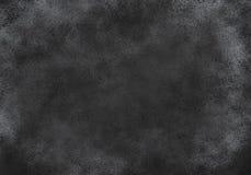 Картина абстрактного Grunge Черно-белая Хаотическое влияние частиц Monochrome предпосылка стоковые изображения rf