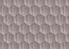 Картина абстрактного octagone геометрическая Стоковые Изображения RF