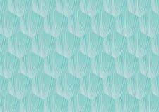 Картина абстрактного octagone геометрическая Стоковое Изображение RF