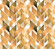 Картина абстрактной акварели безшовная Стоковое фото RF