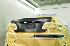 картина автомобиля подготовленная к Стоковые Изображения RF