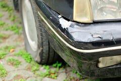 Картина автомобиля слезает  Стоковое фото RF