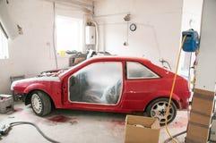 Картина автомобиля Стоковое фото RF